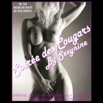 Soirée cougar au club libertin Sexynine le 21 Septembre 2012