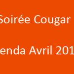 Soirée cougar Avril 2013