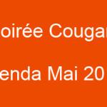 Soirée cougar mai 2013