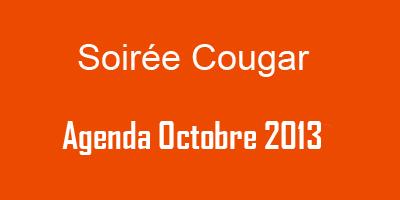 Soirée cougar octobre 2013